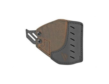 Versacarry Amidextrous Pocket Holster For Small 1911, Distressed Brown Leather - PK22