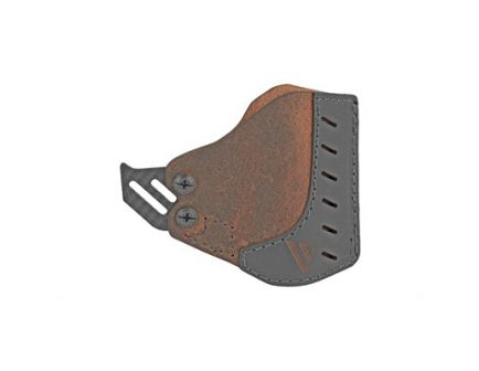 Versacarry Amidextrous Pocket Holster For Ruger LCP And Other Small Semi Autos, Distressed Brown Leather - PK26