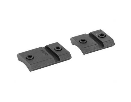 Warne Maxima 2 Piece Scope Base For Remington 740/742/760, Black - M892/868M