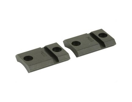 Warne Maxima 2 Piece Scope Base For Browning A-Bolt 3, Black - M912/912M