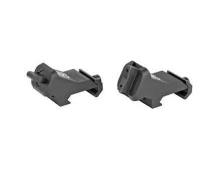 XS Sights XTI2 DX2 Ember Standard Dot 45 Degree Offset AR-15 Sight Set - AR-0008-1N