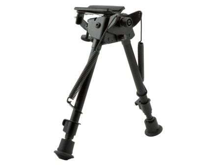 "Harris Hinged Base Bipod, 9"" to 13"" H - S-LM"