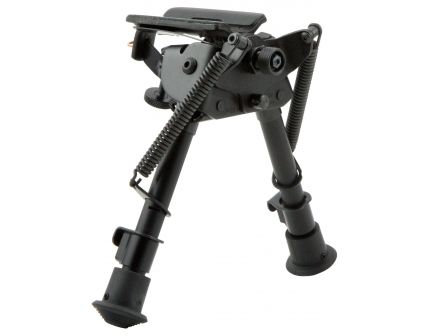 "Harris Solid Base Bipod, 6"" to 9"" H - 1A2-BRM"