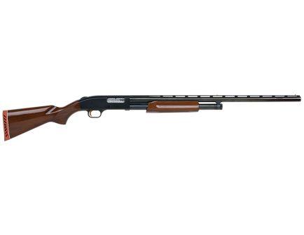 Mossberg 500 Hunting All Purpose Field - Classic 12 Gauge Pump-Action Shotgun, High Gloss - 50126