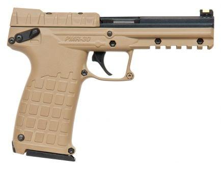 Kel-tec 22 WMR 30 Round Pistol, Tan Cerakote - PMR-30-CK-TAN