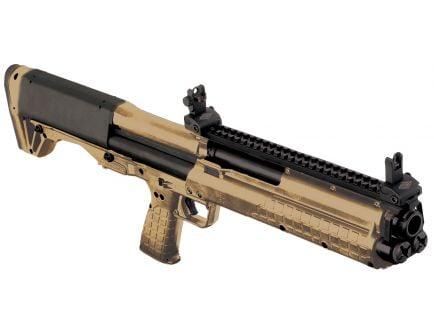 Kel-tec KSG 12 Gauge Pump-Action Shotgun, Tan - KSGTAN