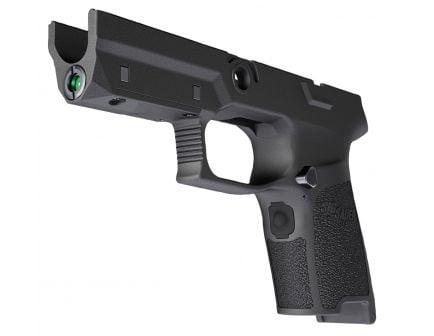 Sig Sauer Lima 320 Laser Grip for 9mm/.357 Sig/.40 S&W P230, P250 Pistols, Black - SOL51002