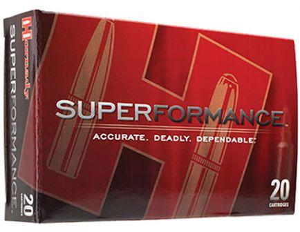Hornady 338 Win Magnum 200gr SST Superformance Ammunition 20rds - 82223