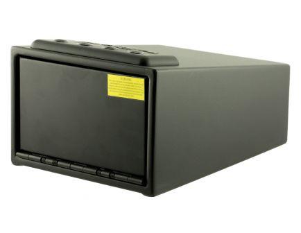 Bulldog Cases Magnum LED Quick Vault w/ RFID Access, Black - BD4030