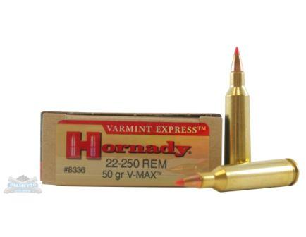 .22-250 Ammo Ballistics