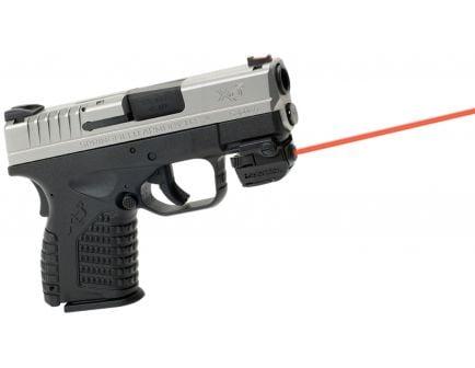LaserMax Micro II Red Rail Mounted Laser Gunsight - MICRO-2-R