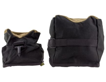 Boyt The Outdoor Connection Unfilled 2-Piece Bench Bag, Black - BRB228162