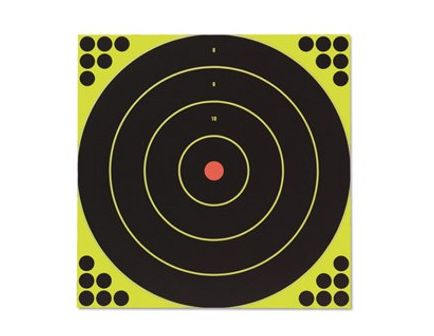 SHOOT*N*C 17.75'' Bull's-Eye - 5 Targets