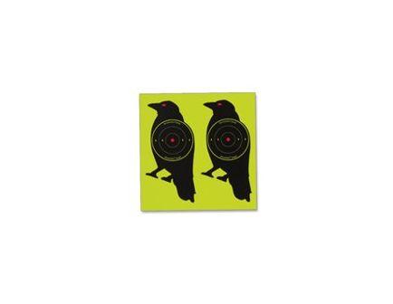 SHOOT*N*C Self-Adhesive Crow Targets 34777