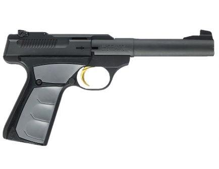 Browning Camper UFX 22 LR 10 Round Pistol, Matte Blue - 051482490