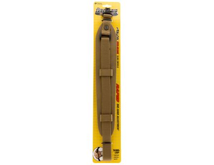 The Outdoor Connection Super Grip Sling w/ Swivels, Coyote Brown - SGSS-20971