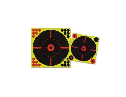 SHOOT*N*C Self-Adhesive 8'' Round ''X'' Targets - 50 Targets
