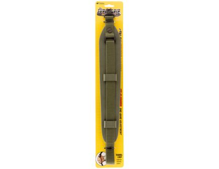 The Outdoor Connection Super Grip Sling w/ Swivels, Green - SGSS-20972