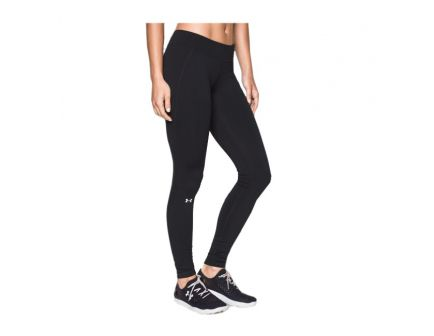 Under Armour Women's ColdGear Infrared EVO Leggings, Black (Large)- 1238262-001