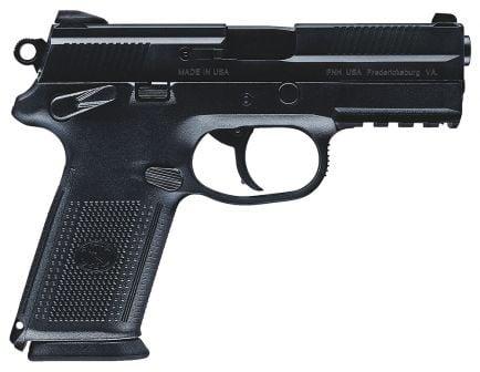 FN FNX-45 .45 ACP Pistol, Blk - 66961