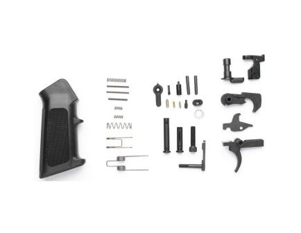 2A Armament Builders Series AR15 Enhanced Lower Parts Kit, Black - 2A-LPK-TI
