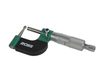 RCBS Vernier Ball Micrometer