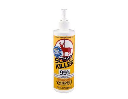 Wildlife Research Scent Killer Super Charged Hunting Scent, 12 fl oz Trigger Spray Bottle - 552