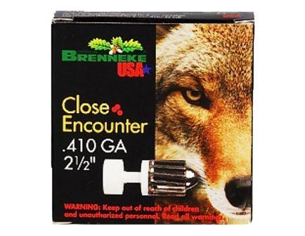 "Brenneke USA Close Encounter 410 Gauge 2.5"" Shotgun Slug, 5/box - SL-4102CE"