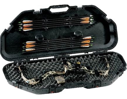 Plano Synergy All Weather Compound Bow Case, Black - 108115