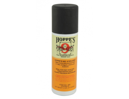 Hoppe's 2oz. Aerosol No.9 Powder Solvent - 905