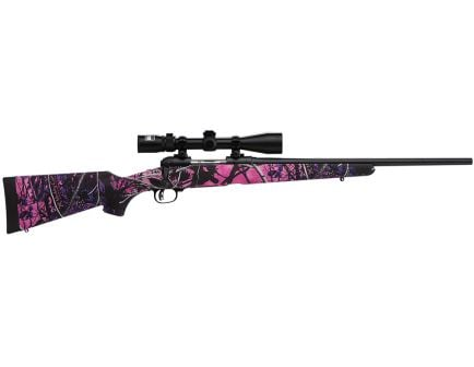 Savage Arms 11 Trophy Hunter XP Compact Muddy Girl 223 Rem 4 Round Bolt Action Centerfire Rifle, Sporter - 22205