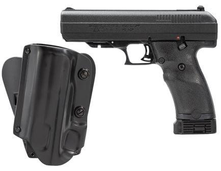 Hi-Point 45 ACP 9+1 Round Semi Auto Striker Fire Handgun, Black - 34510M5X
