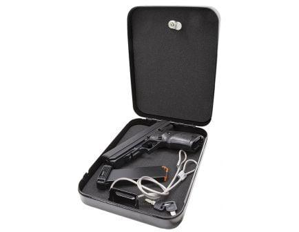 Hi-Point 45 ACP 9+1 Round Semi Auto Striker Fire Home Security Pack, Black - 34511HSP