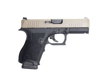 PSA Dagger Compact, 9mm Pistol With Carry Cuts, Two-Tone Flat Dark Earth