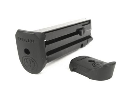 Ruger .22 LR 10 Round Magazine w/ Extended Floorplate, 2-Pack - 90647