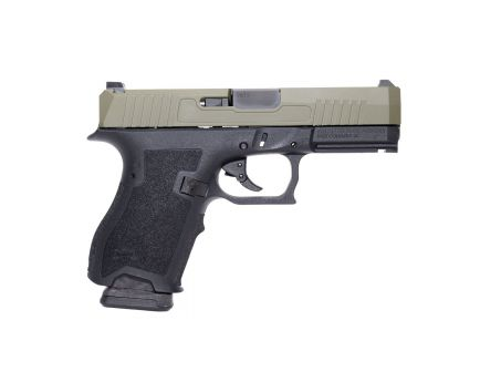 PSA Dagger Compact, 9mm Pistol With Carry Cuts, Two-Tone Sniper Green