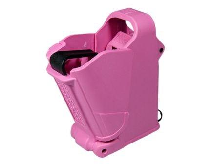 Maglula UpLULA 9mm to .45 ACP Universal Pistol Magazine Loader, Pink - UP60P