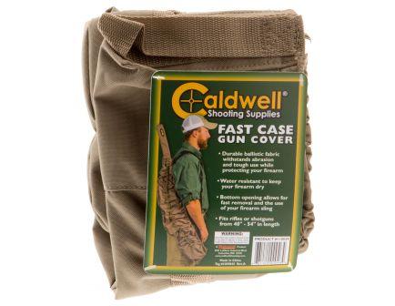 Caldwell Fast Case Gun Cover, Flat Dark Earth, 6/case - 110039