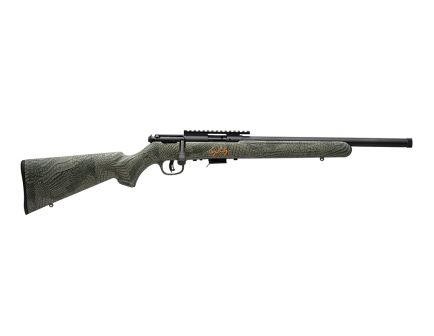 Savage Arms 93 FV-SR Gator Camo 22 WMR Bolt Action Rifle