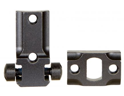 Leupold Browning AB3 Steel Standard 2-Piece Scope Base, Matte Black - 120128