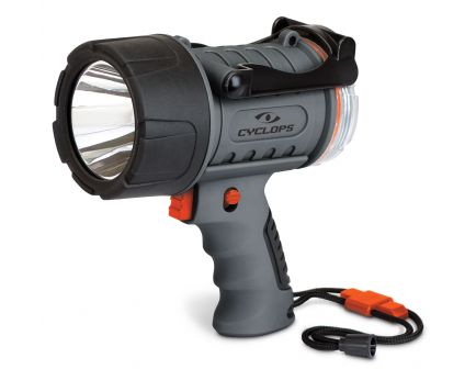 Cyclops 300 lm LED Spotlight, Gray - CYC-300WP