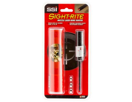 Shooting Made Easy Sight-Rite Laser Bore Sight, 17 to 50 Cal - XSI-LBK2
