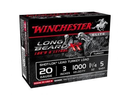 """Winchester Long Beard XR 3"""" 20 Gauge Ammunition, 10rds"""