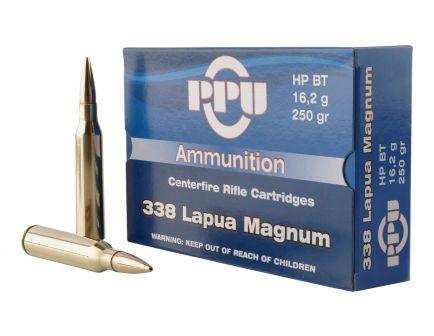 .338 Lapua Magnum Ammo