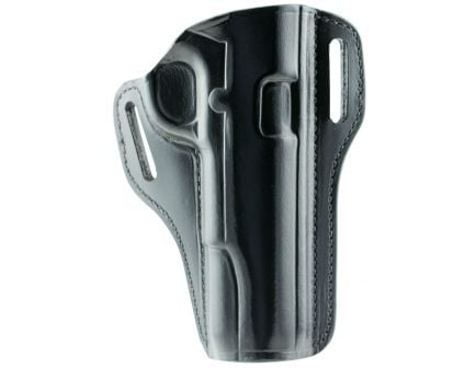 Bianchi Remedy Right Hand 1911 Holster, Smooth Black - 25018