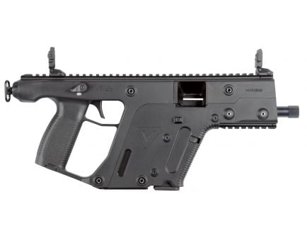 Kriss Vector Gen II SDP Black 10mm 15+1 Semi Auto Closed Bolt Delayed Blowback Pistol - KV10-PBL20