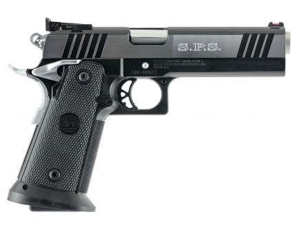 SPS Pantera 40 S&W 16+1 Pistol, Black Chrome - SPP40BC