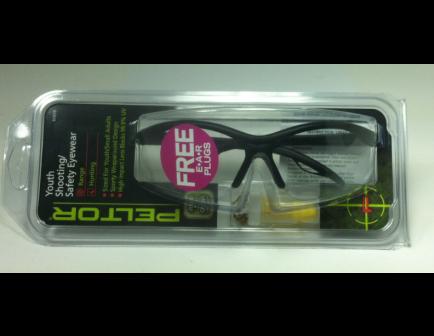 Peltor Youth Shooting/Safety Eyewear 97059