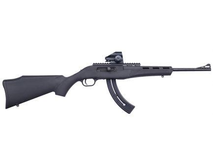 Mossberg Blaze Green Dot Combo 22 LR 25+1 Semi Auto Rimfire Rifle - 37316