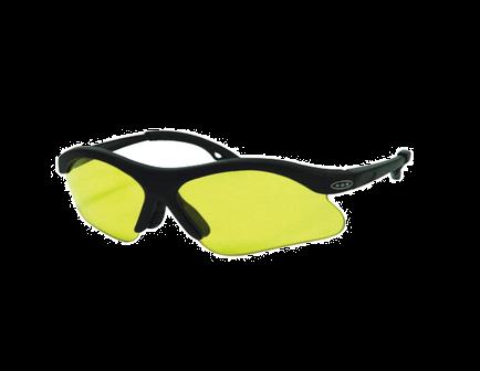 Peltor Youth Shooting/Safety Glasses Amber Lens 97140